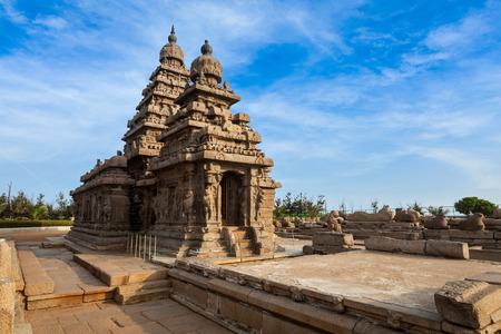 mahabalipuram: Shore temple - World  heritage site in  Mahabalipuram, Tamil Nad