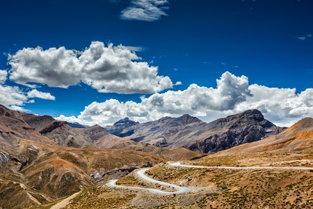 travelled: Manali-Leh road to Ladakh in Indian Himalayas. Ladakh, India