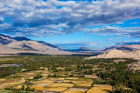 View of Indus valley , India