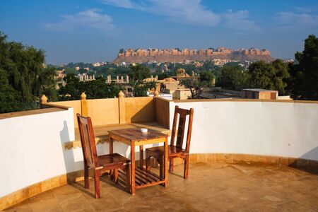 Jaisalmer Fort known as the