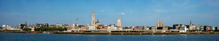 Antwerp view, Belgium