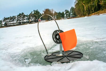 flink: tackle for nimble pike winter with ice