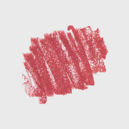 rough: Abstract hand painted ink brush background. Isolated strokes with rough edges. Dry brush illustration. Stock Photo