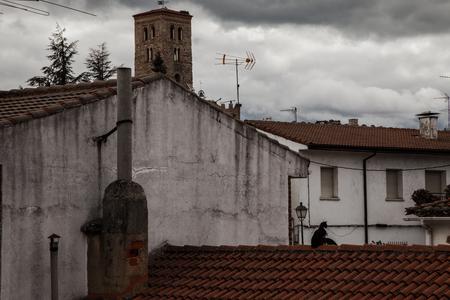 Village of Buitrago de Lozoya