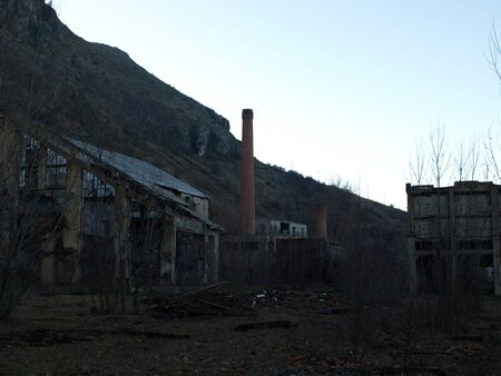 old coal laundry