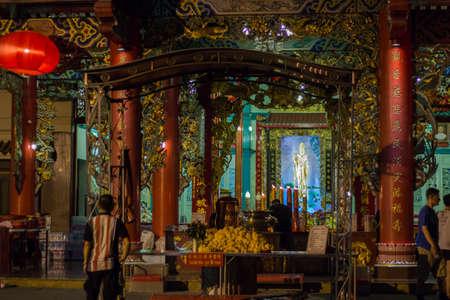 Mangkon Kamalawat Temple