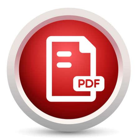 pdf: pdf icon Illustration