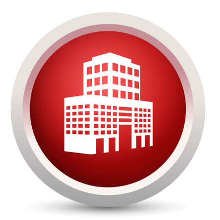 hotel building: hotel building button