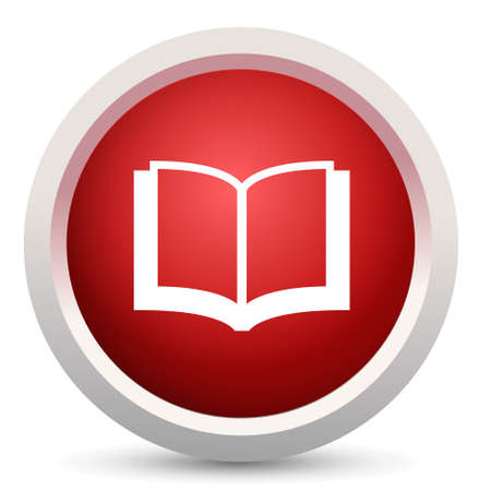 opened book: opened book icon