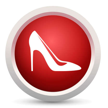 heels shoes: high heels shoes button