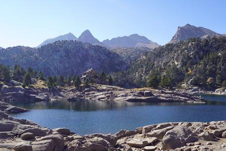 Aiguestortes National Park - Refugio Josep Maria Blanc