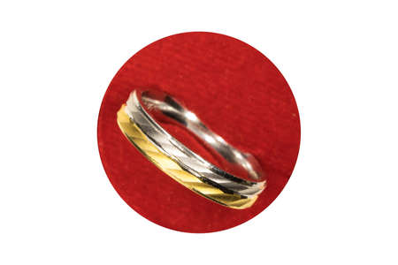 Ring design,silver and gold Twist of Fate CZ Ring in 925 Sterling Silver design for couple ( new jewels Images )