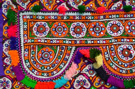 handmade embroidery,Punjabi embroidery close up view,beautiful india Embroidery