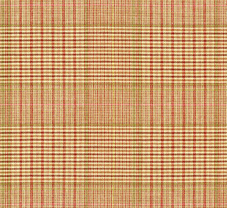 Classic checkered textile, highly detailed Stock Photo