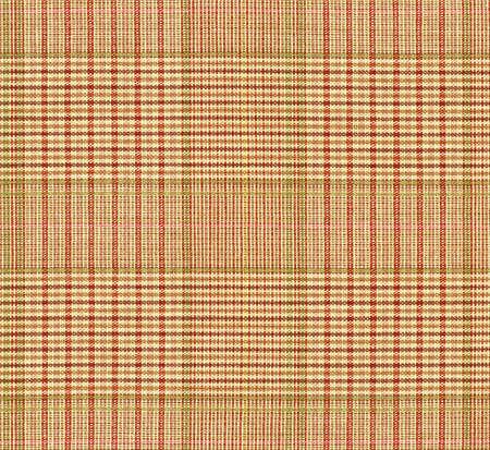 Klassisches kariertes Textil, sehr detaillierte Standard-Bild - 10708006