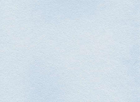Gros plan très détaillé de la texture du papier brouillon vintage, bleu clair