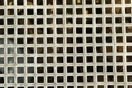 Steel drain hole cover photo