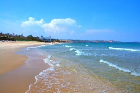 nam: Pure sea in Mui ne bay, Vietnam