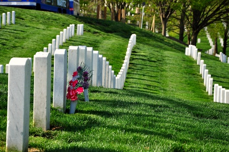 Arlington National Cemetery, Washington DC, USA photo