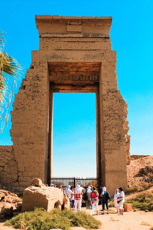 Karnak Temple, Luxor, Egypt  Karnak is an ancient Egyptian temple precinct located on the east bank of the Nile River in Luxor city