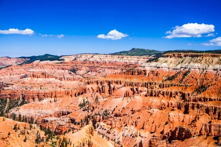 Amphitheater in Cedar Breaks National Monument, Utah, USA photo
