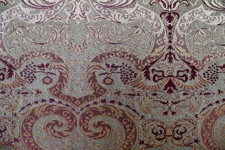 Carpet with pattern  Stockfoto
