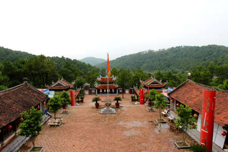temple