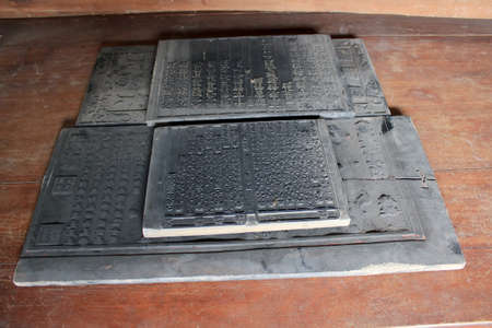 the scriptures: Buddhist scripture by wood