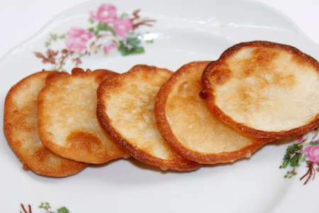 fried sweet potato cake