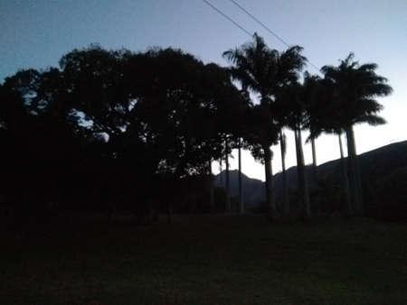 Piaçu의 황혼, palemiras and mangueira, 산과 신선한 공기
