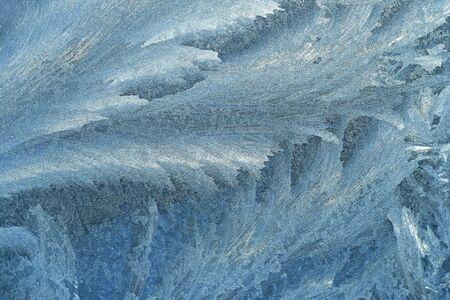 frosty natural pattern Stock Photo - 2105082