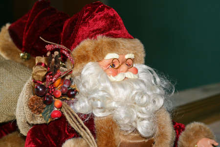 Santa Claus, toy photo