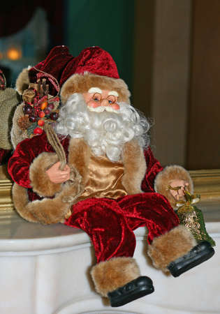 toy of Santa Claus  photo