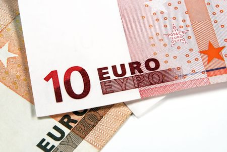 euromoney: euro money background