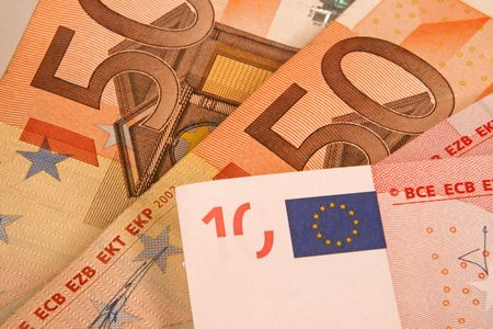 euromoney: euro money background