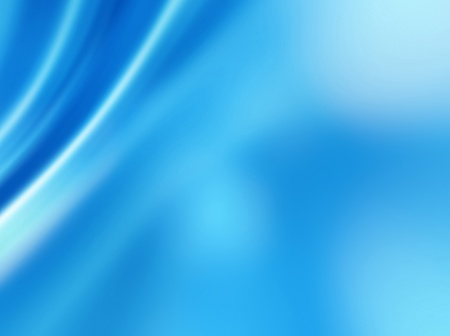 rippled: soft folds abstract blue background