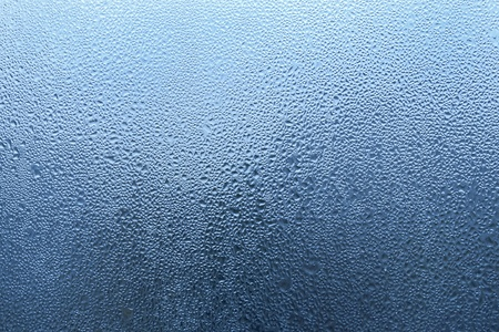 condensate: natural water drop texture