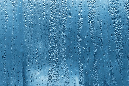 steamy: natural water drop texture