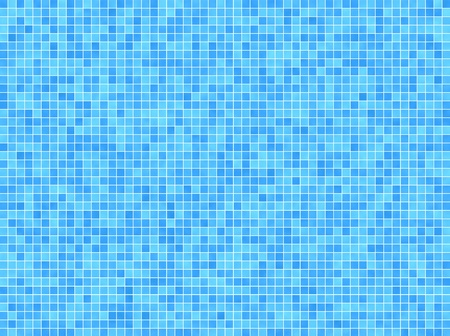 blue mosaic background illustration illustration