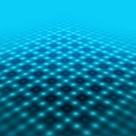 festivities: disco dance floor abstract blue background