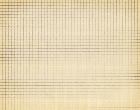 old checkered paper