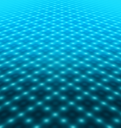 disco dance floor abstract blue background photo
