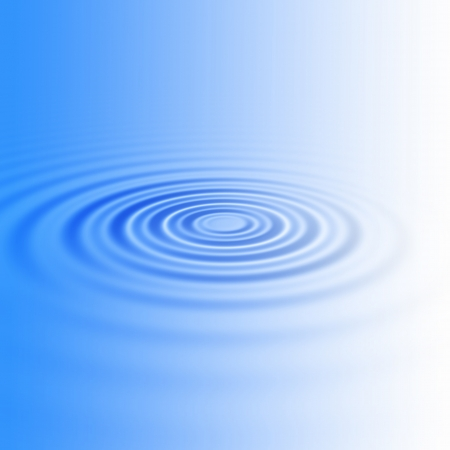 Abstract background with water ripples Stock Photo - 14505597