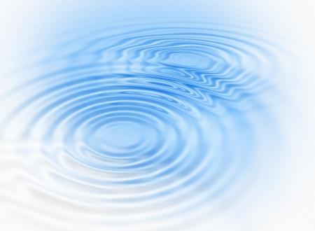 물 잔물결와 추상적 인 배경