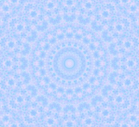 Abstract soft circular pattern background photo