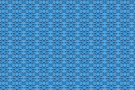 Background with abstract blue pattern photo