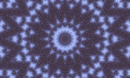 luminous: Background with abstract luminous pattern Stock Photo