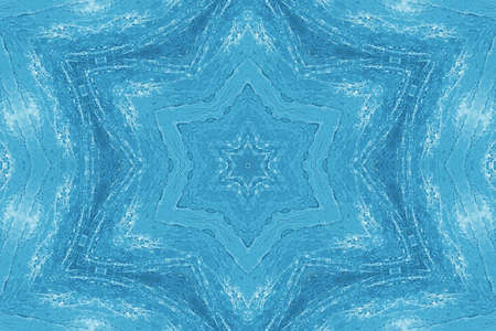 icy: Blue background with abstract icy pattern
