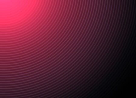 Abstract background with spotlight and rounded lines photo