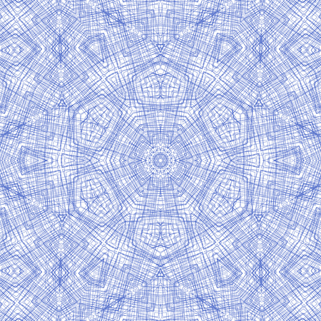blue lines: Abstract background with blue lines concentric pattern